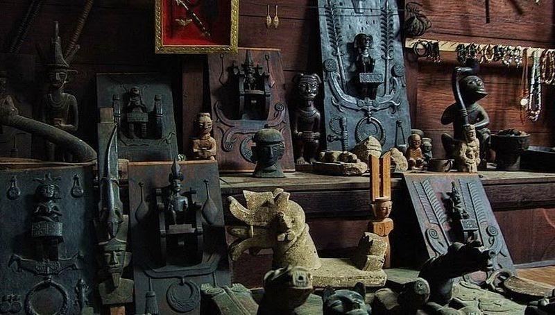 Siap-Siap Takjub Melihat Kemegahan Budaya Nias di Museum Pusaka