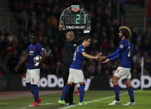 Manchester United (Foto:AFP)