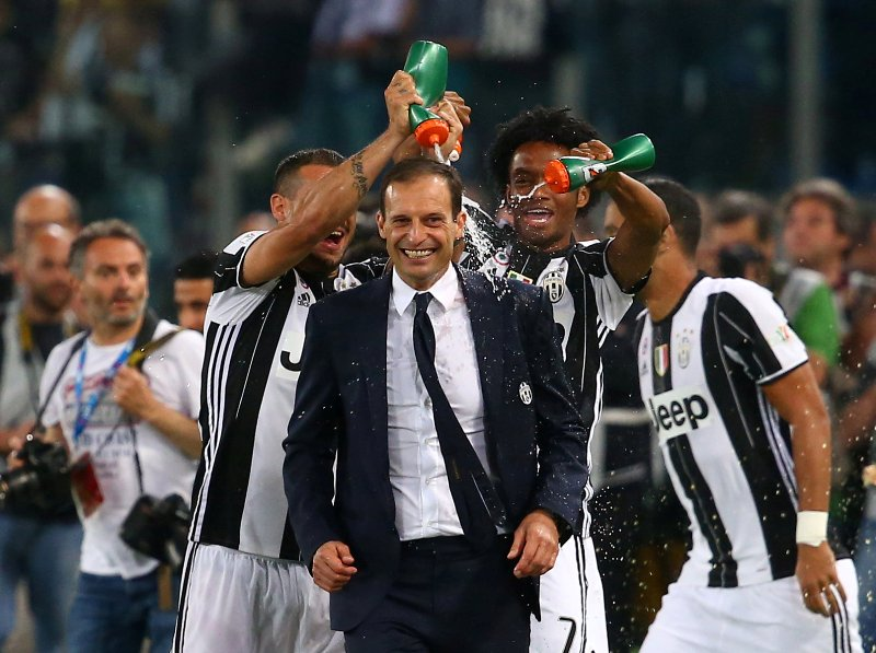 Massimiliano Allegri . (Foto: Reuters)