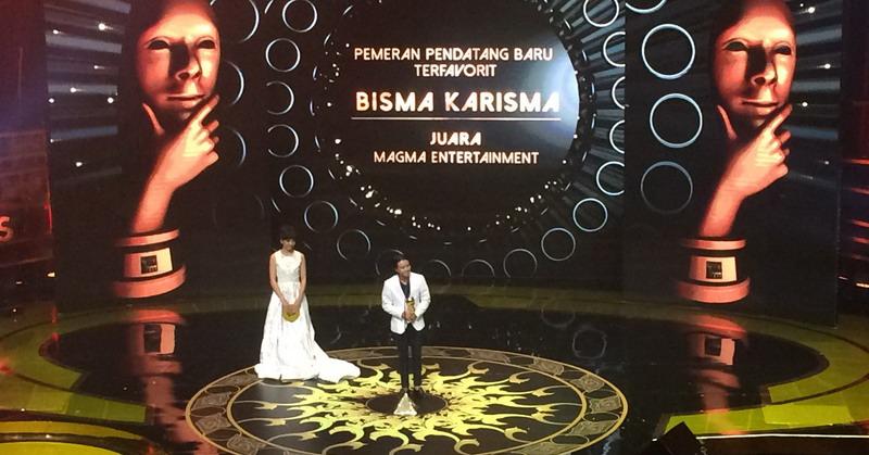 Bisma (Foto: Ady/Okezone)