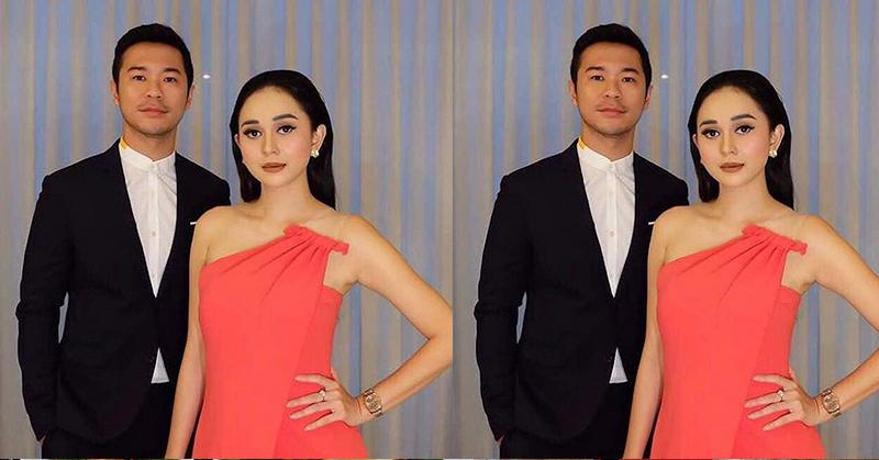 IMAA 2017: Harga Gaun yang Dipakai Aura Kasih di IMAA 2017 Bikin Melongo!