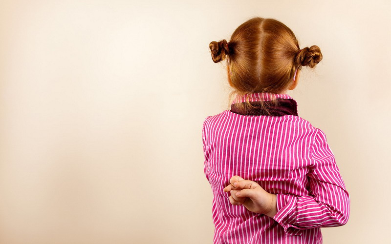 Wah Gawat, Ternyata Anak Belajar Bohong Bisa dari Orangtua