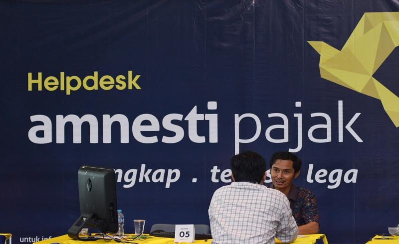\Beri Investment Grade, S&P Yakin Tax Amnesty Bawa Dampak Positif\