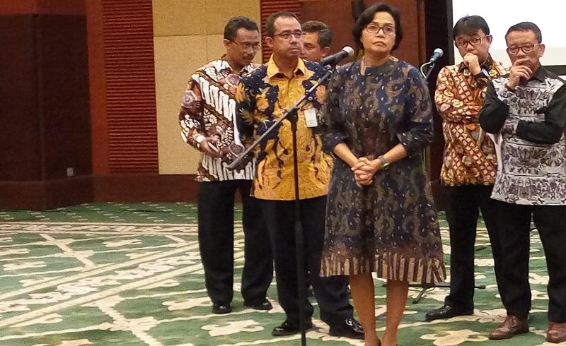 \Dapat 2 Kabar Bahagia, Sri Mulyani Pede Investasi Asing Banjiri Indonesia\
