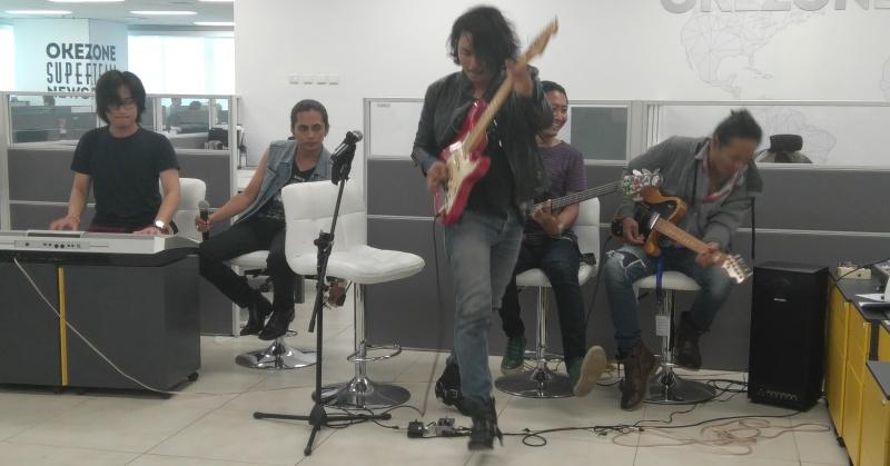 Bluesmates (Foto: Dewanto/Okezone)