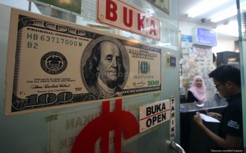\Pengangguran AS Turun Buat Dolar Perkasa\