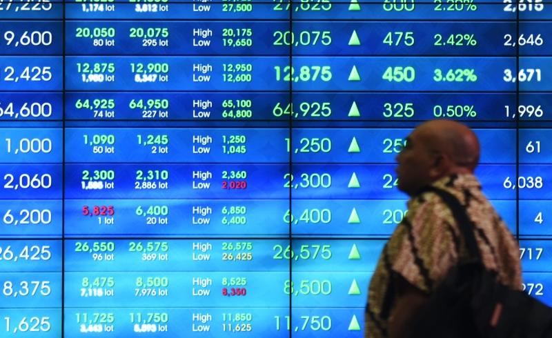 \Riset saham MNC Sekuritas: IHSG Berpotensi Menguat ke 5.618-5.688   \