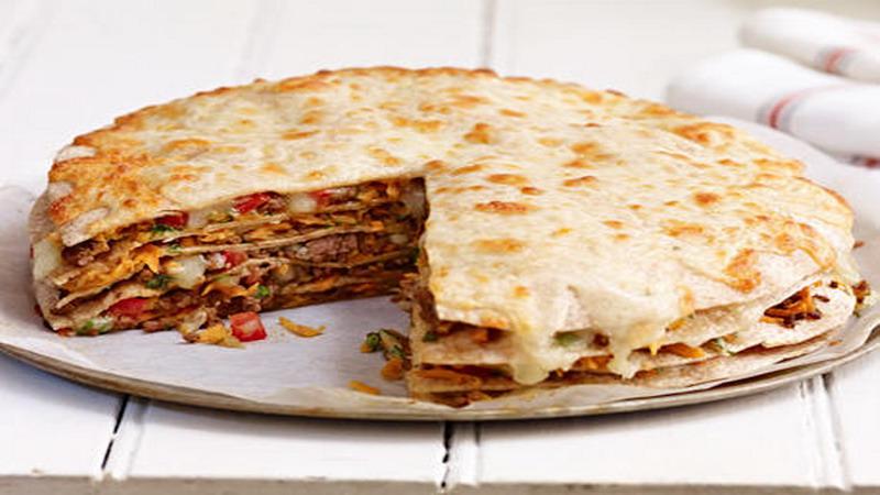 RESEP PILIHAN: Camilan Akhir Pekan Tortilla Daging Panggang