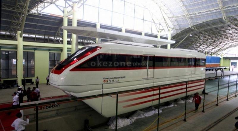 \Menhub Kumpulkan Stakeholder Bahas Skema Pembiayaan LRT\