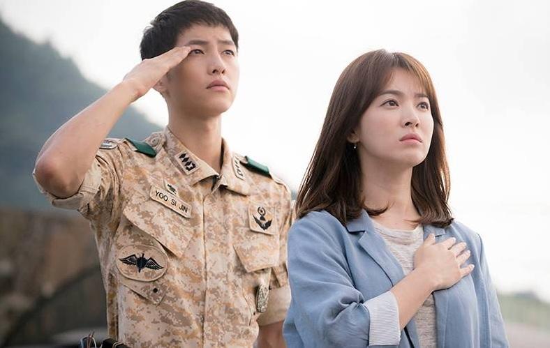 Song Joong Ki dan Song Hye Kyo. (Foto: Allkpop)
