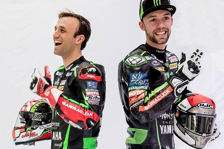 Jonas Folger puji kehebatan Johann Zarco di MotoGP (Foto: Speedweek)