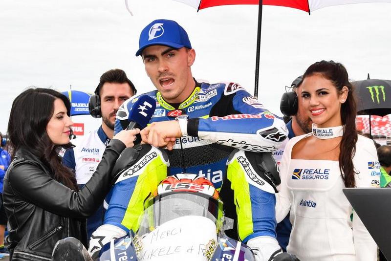 Loris Baz (Foto: Laman Resmi MotoGP)