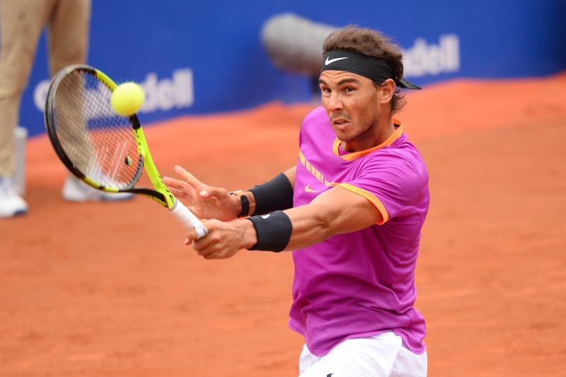 Petenis Spanyol, Rafael Nadal (Foto: Getty Images / Josep Lago)
