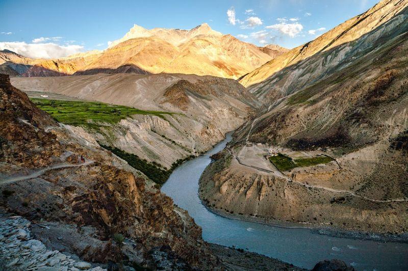 Lembah Zanskar, Spot yang Bikin Hati Wisatawan Jatuh Cinta