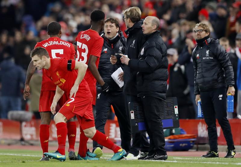Liverpool akan ditantang Middlesbrough. (Foto: REUTERS/Carl Recine)