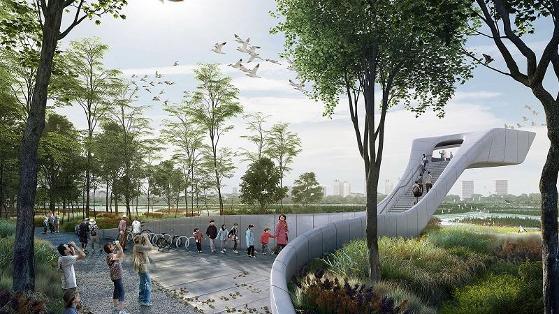 \Wow, Technopark Cimahi yang Jadi Proyek Percontohan\