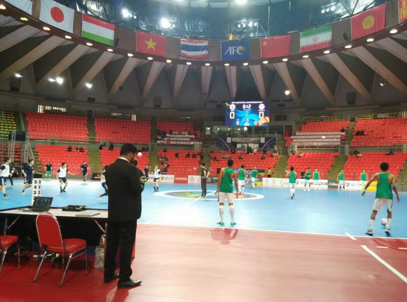 Indonesia unggul 1-0 atas Jepang. (Foto: Mas Ben/FFI)
