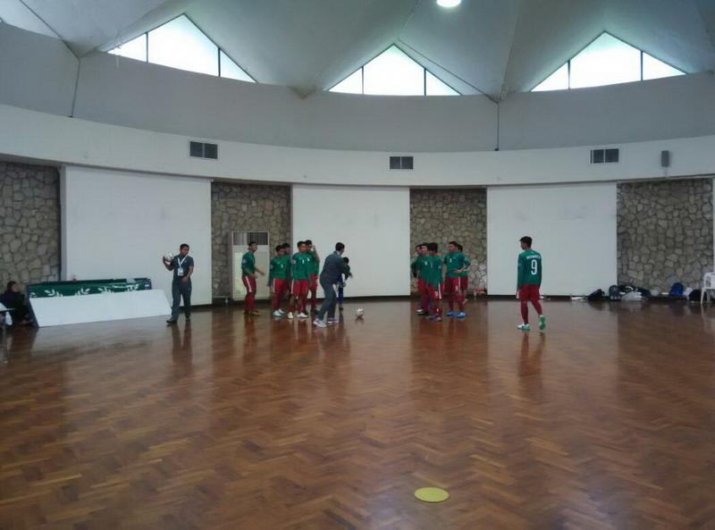Indonesia tertinggal 1-2 dari Jepang. (Foto: Mas Ben/FFI)