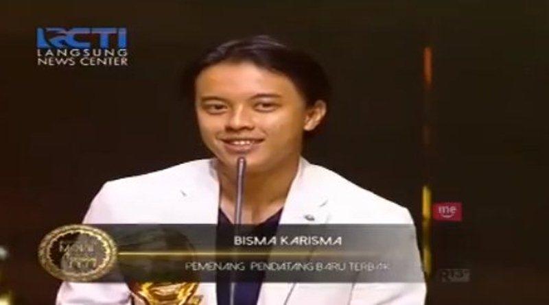 Bisma Karisma (Foto: Twitter Dahsyat)