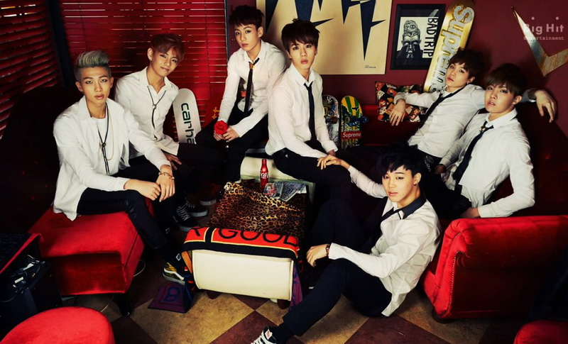 BTS (Foto: Soompi)