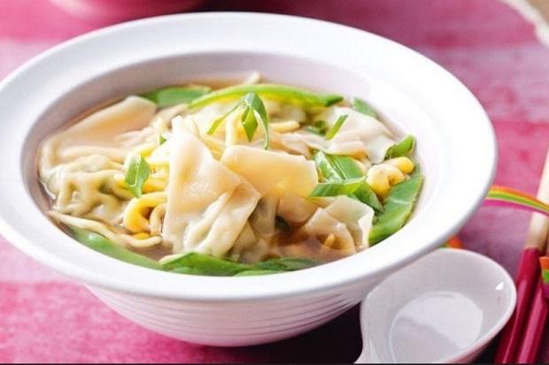 Yuk Buat Sup Pangsit Mi yang Segar dan Lezat, Ini Resepnya