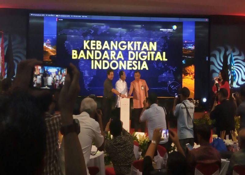 \Penerapan Digital, Mudik 2017 Diprediksi Tak Ada Penumpukan Penumpang di Bandara\