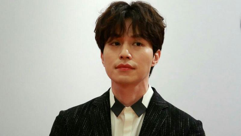 Lee Dong Wook (Foto: Lidya/Okezone)