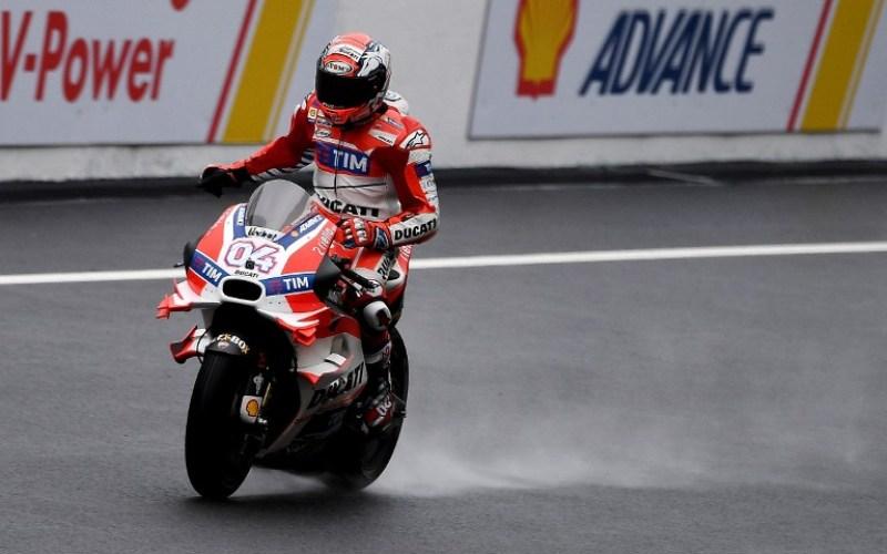 Andrea Dovizioso (Foto: AFP)
