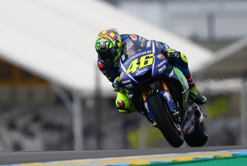 Valentino Rossi. (foto:Crash)