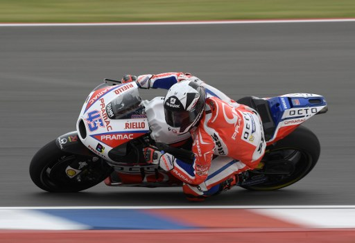 Scott Redding (Foto:AFP)