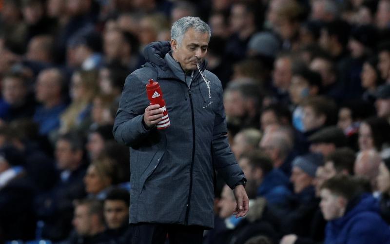 Jose Mourinho (Foto: Reuters/Darren Staples)