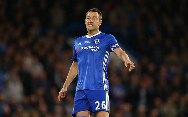 Pemain Chelsea, John Terry (Foto: Getty Images)