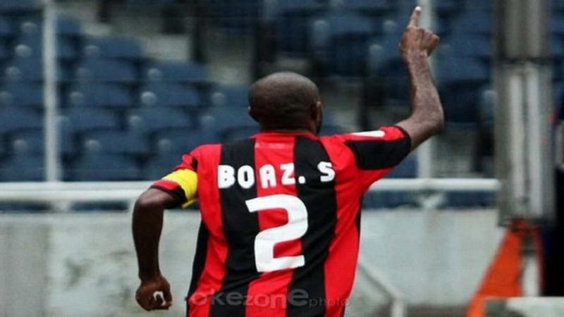 Boaz Solossa (Foto: Okezone)