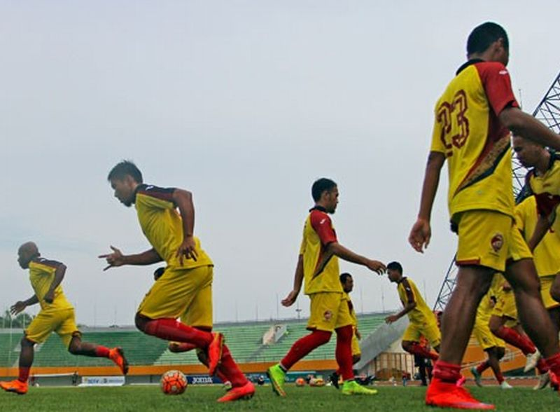 Sriwijaya FC (Foto: Antara)