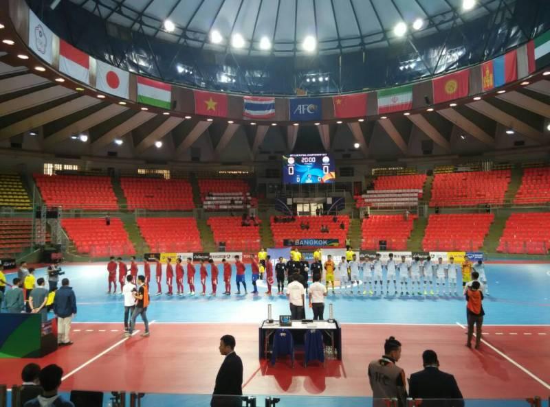 AFC U-20 Futsal Championship (Foto:Mas Ben/Okezone)