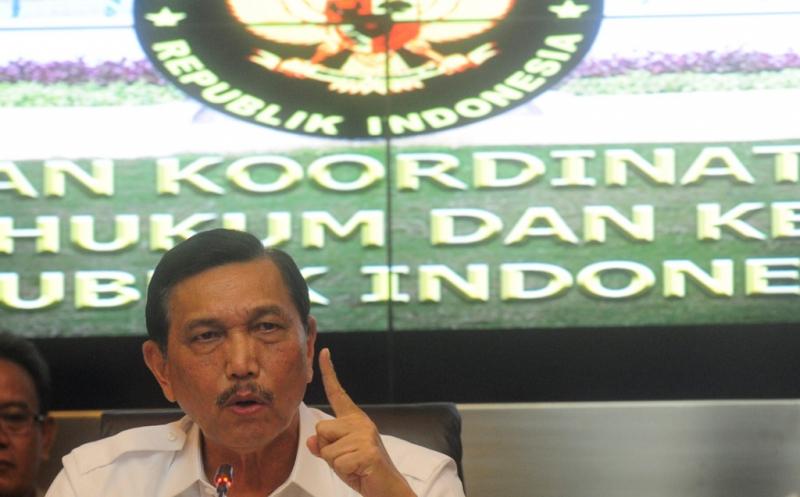 \Luhut: Kebijakan Kelautan Indonesia Berdasarkan 7 Pilar!\