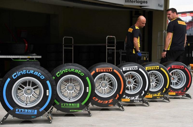 Pirelli (Foto:AFP)
