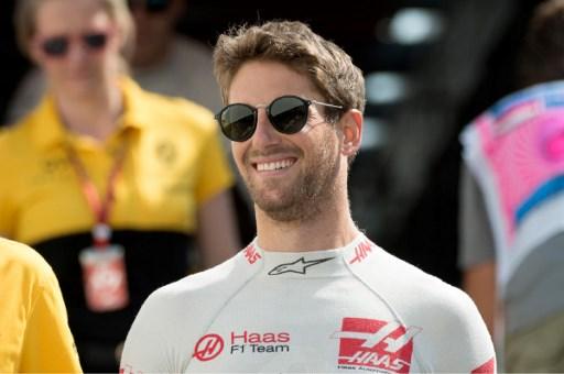 Romain Grosjean (Foto:AFP)