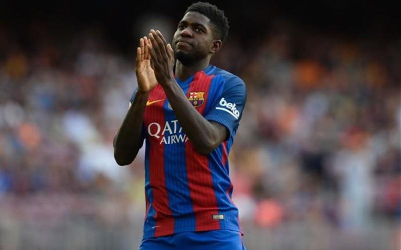Samuel Umtiti. (Foto: Reuters)