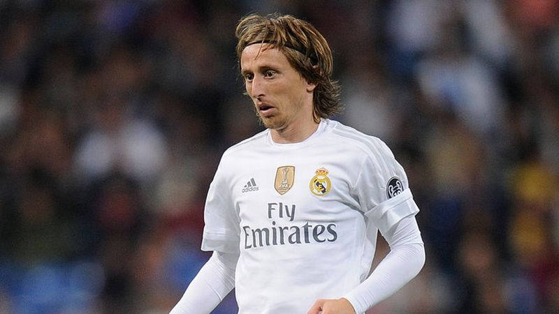 Pemain Real Madrid, Luka Modric (Foto: Sky Sports)
