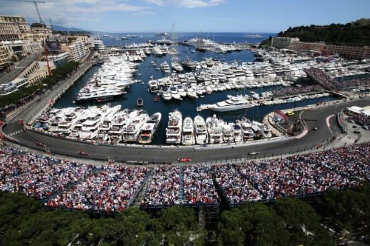 Sirkuit Monte Carlo, Monaco (Foto: AFP)