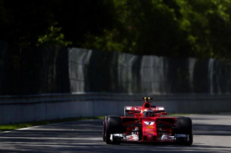 Kimi Raikkonen. (foto:AFP)