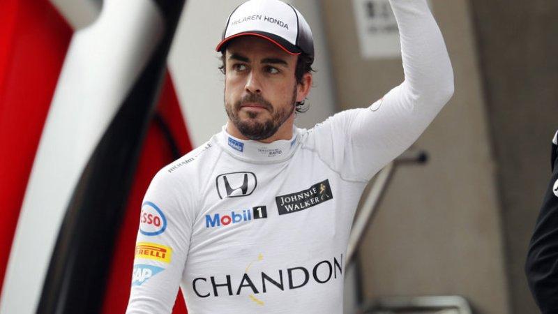 Fernando Alonso. (Foto:Sky Sport)