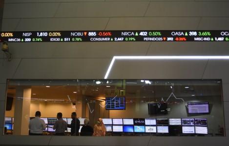 \Kondisi Pasar Tak Menentu, Cek Saham Rekomendasi MNC Sekuritas Berikut Ini\
