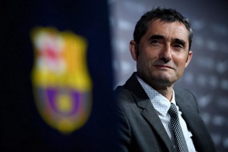Ernesto Valverde (Foto: Lluis Gene/AFP)