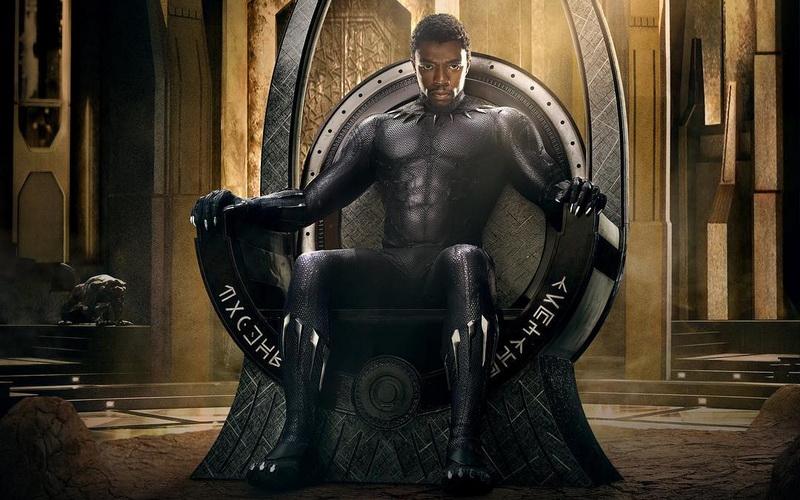 Black Panther (Foto: Instagram)