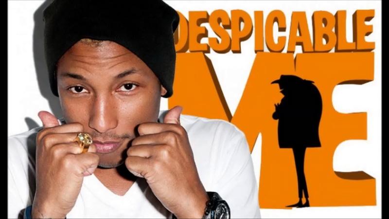 Pharrell William (Foto: YouTube)