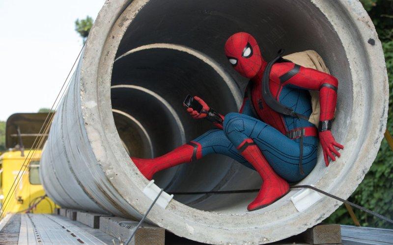 Spiderman Homecoming (Foto: Aceshowbiz)