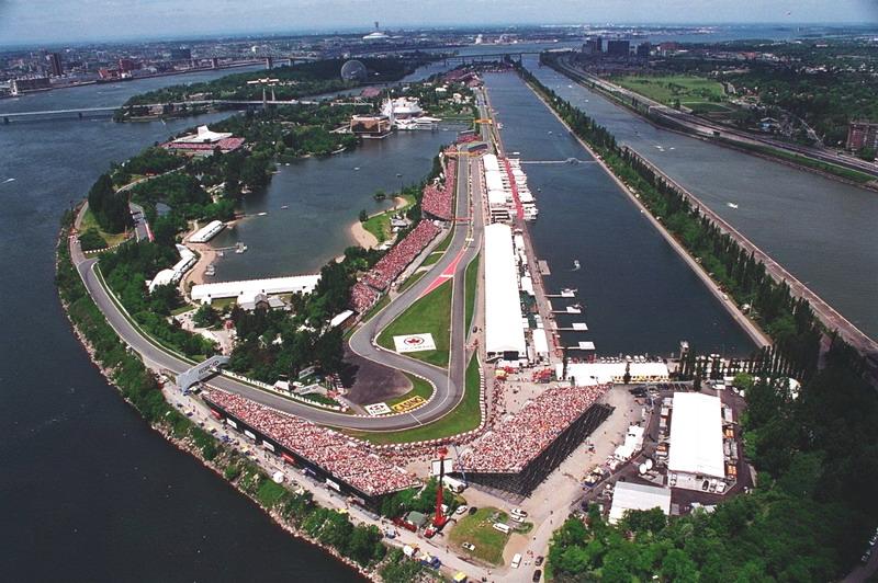 Sirkuit Montreal (Foto: Laman resmi Formula 1)