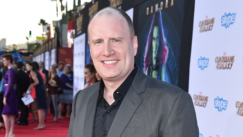 Kevin Feige. (Foto: Hollywood Reporter)